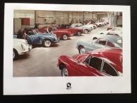 Orginal Karosserie Reutter Poster- Endkontrolle Werk 2 -Limitiert