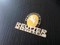 Original Reutter Plakette      1950 - 1953