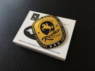 Original Reutter Plakette 1955 - 1961