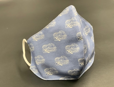 Karosserie Reutter body mouth and nose mask -facemask - for wife