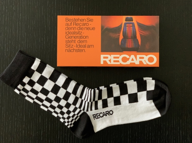 Original RECARO Pascha Socken  Gr. 41 -46