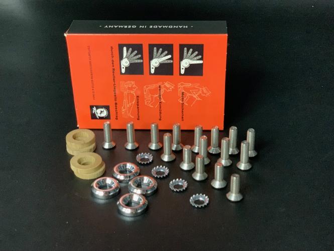 Schraubensatz für Sitzbeschläge 356 (preA)