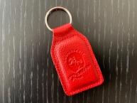 Original Karosserie Reutter - Schlüsselanhänger. rot