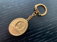 Original Karosserie Reutter - Schlüsselanhänger - vergoldet