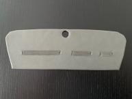 Glove box lid pad organizer for Porsche 356 A-B