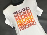 """Recaro T.Shirt """" Spectrum"""" weiß"""