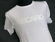 "Recaro T-Shirt "" RECARO"" weiß"