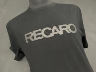 """Recaro T.Shirt """" RECARO"""" schwarz"""
