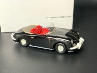 """Porsche 356 Modellauto """"TuWa"""" schwarz"""