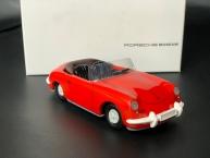 """Porsche 356 Modellauto """"TuWa"""" rot"""