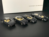 Porsche RAK 60 Jahre Set schwarz