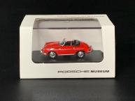 Porsche 356 B rot