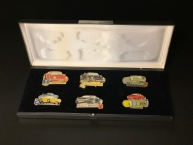 Original Porsche Pin Set 964