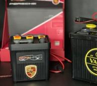Original Porsche Batterie Ladegerät