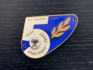 """original Plakette 1961 """"Kraichgau Fahrt"""""""