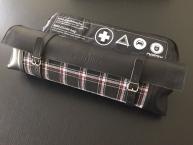 Original Recaro - Erste Hilfe Set - Leder mit GTD-Stoff